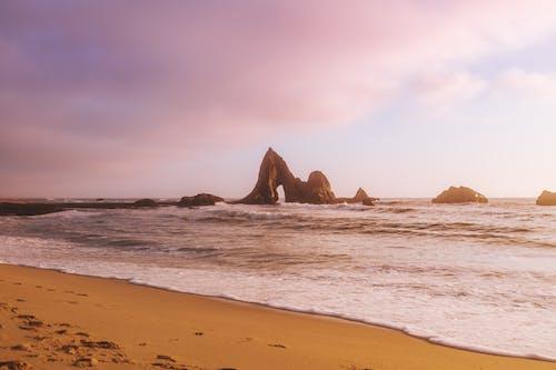 Brown Sand Beach