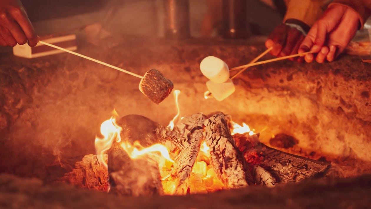 Immagine gratuita di ardente, arrosto, attraente