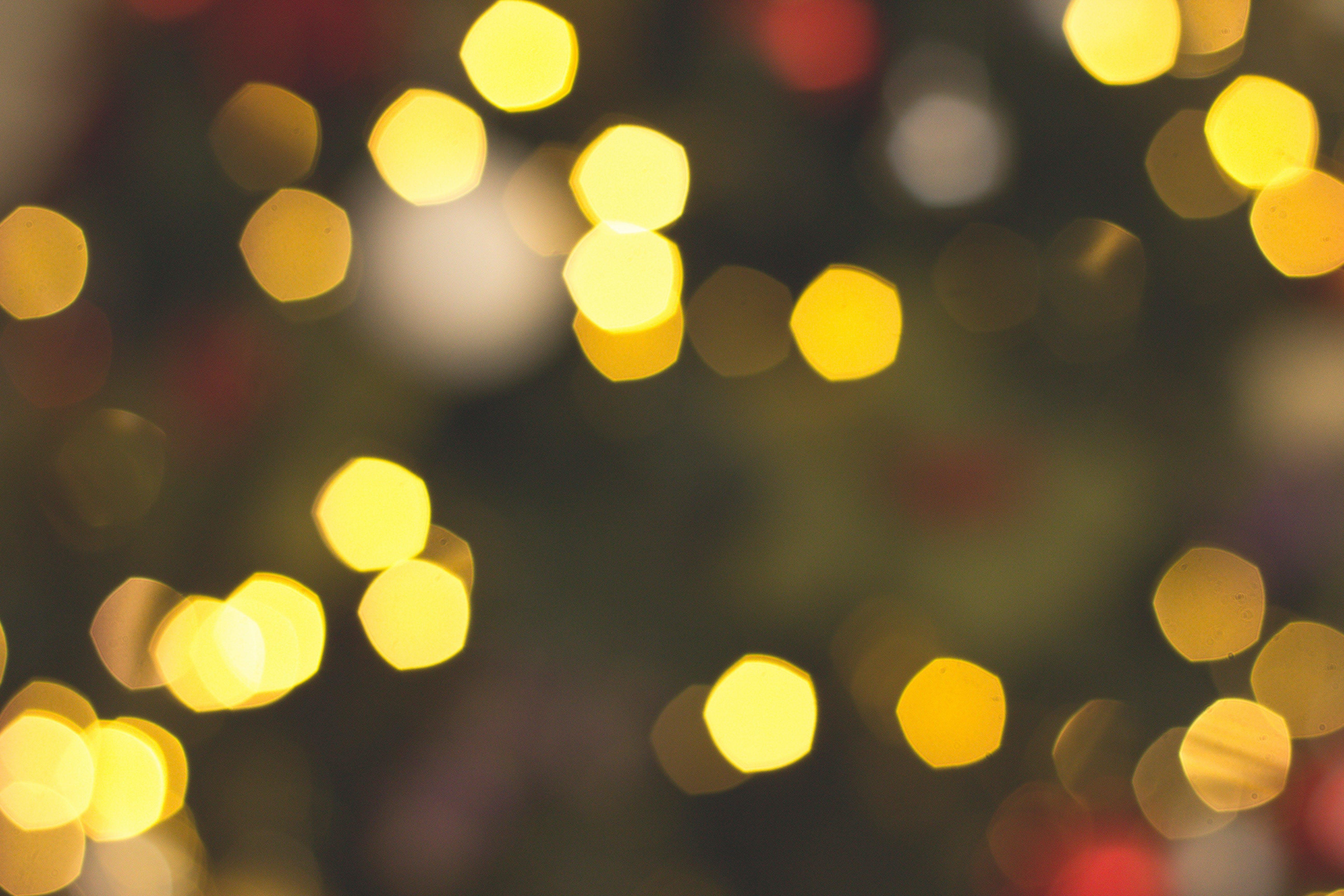 Close-up Photography Bokeh Light