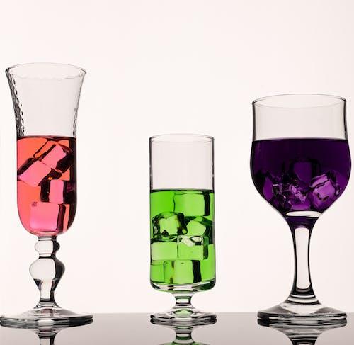 Glas, 冰, 冰块 的 免费素材图片