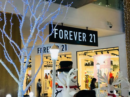 Free stock photo of bangalore, christmas, december, Forever 21