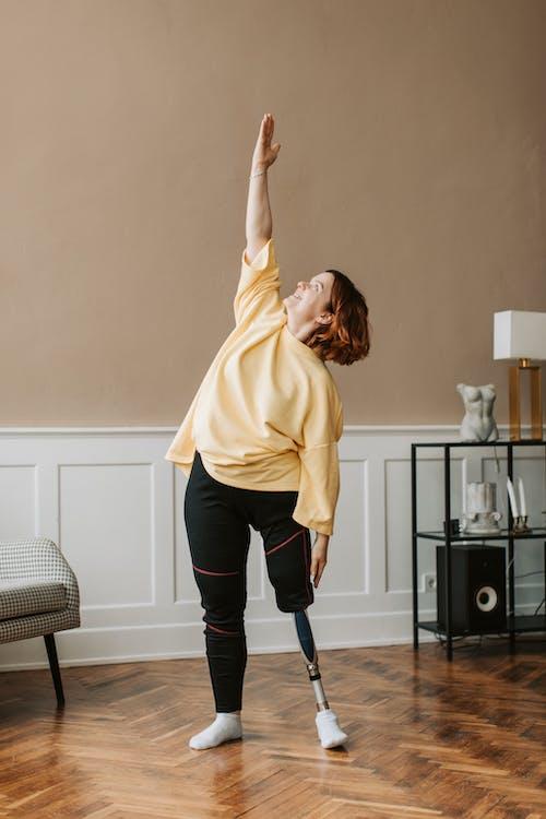 Free stock photo of adult, balance, ballet