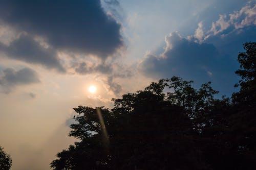 Základová fotografie zdarma na téma modrá obloha, mrak, mraky, obloha