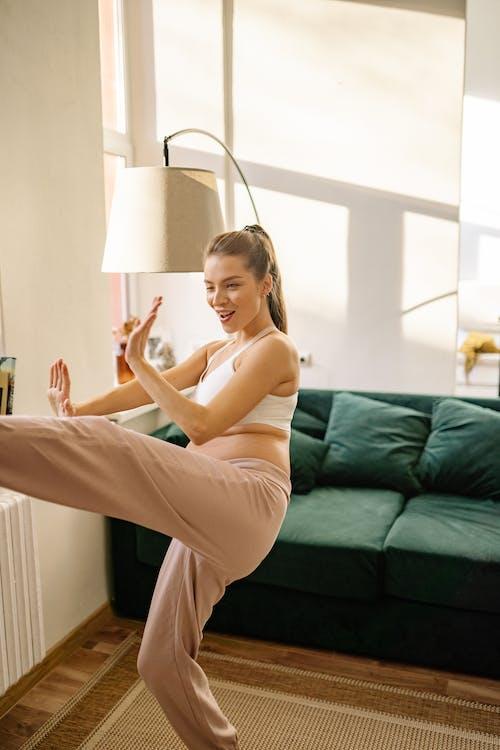 健康生活, 健身, 垂直拍攝 的 免費圖庫相片
