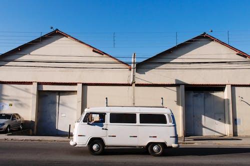 Free stock photo of abandoned, architecture, asphalt