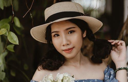 亞洲女人, 人, 嘴唇, 女人 的 免费素材照片