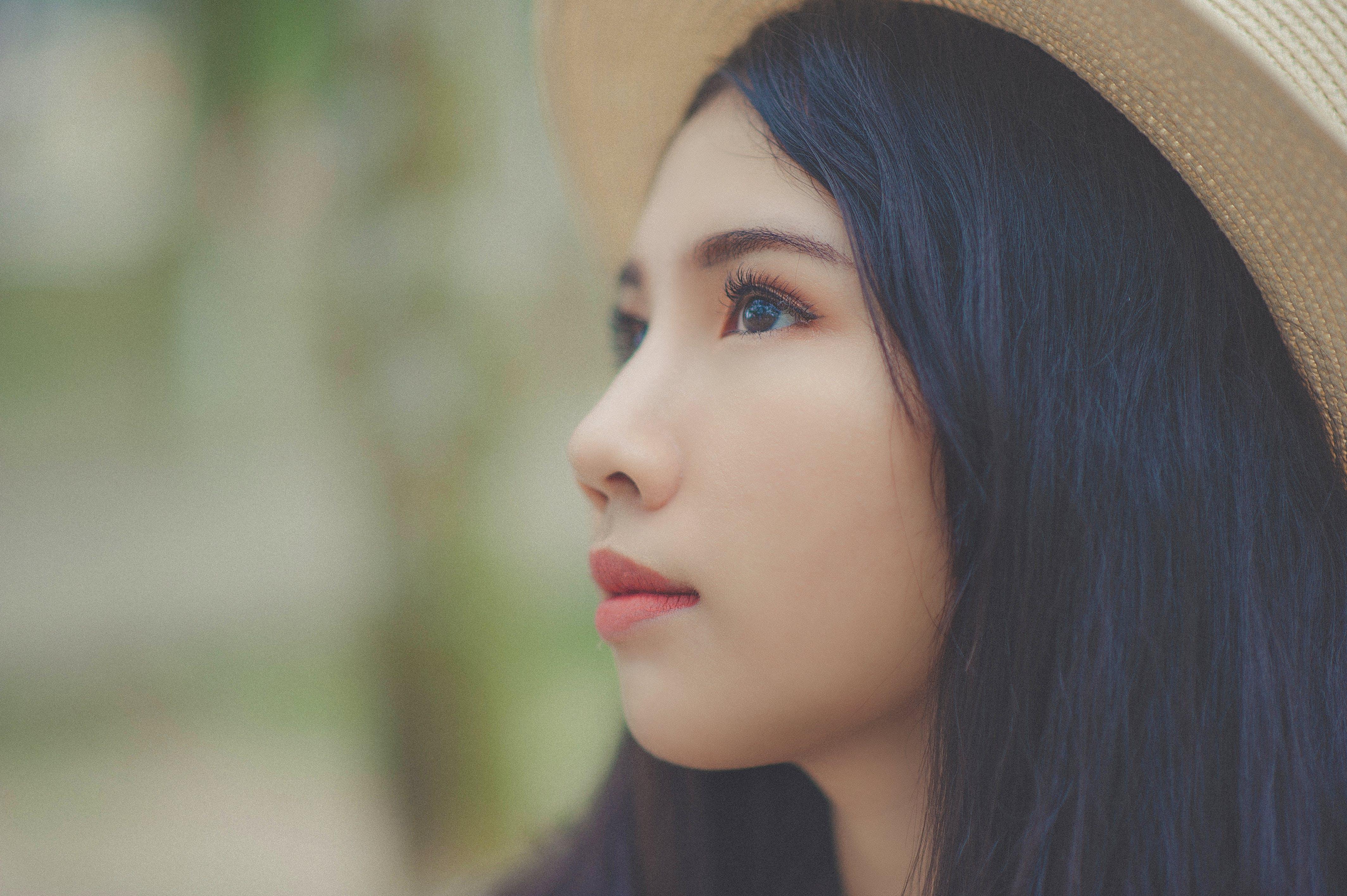 Gratis lagerfoto af asiatisk, fotosession, frisure, hår