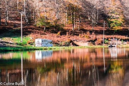 Photos gratuites de camping car, irati, iraty, lac foret