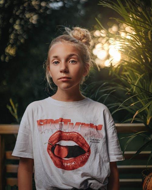 Free stock photo of adolescent, beautiful girl, blond
