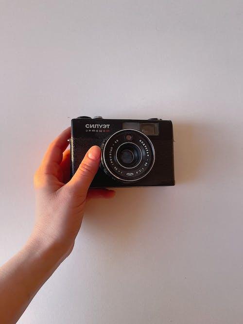 Foto stok gratis 35 mm, acara, analog