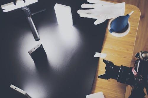 Imagine de stoc gratuită din aparat de fotografiat, aparat foto, bandă, cameră