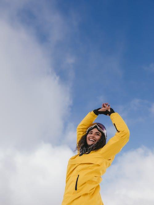 açık hava, aktif, ayakta içeren Ücretsiz stok fotoğraf