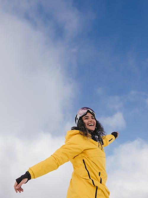 Gratis stockfoto met actief, avontuur, blauwe lucht