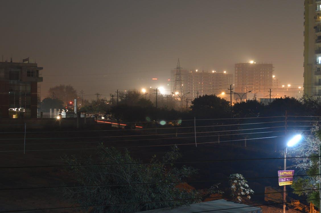 Δωρεάν στοκ φωτογραφιών με νυχτερινή φωτογραφία