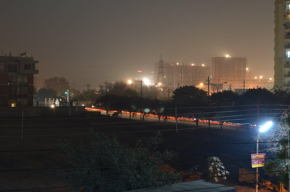 夜間攝影 的 免費圖庫相片