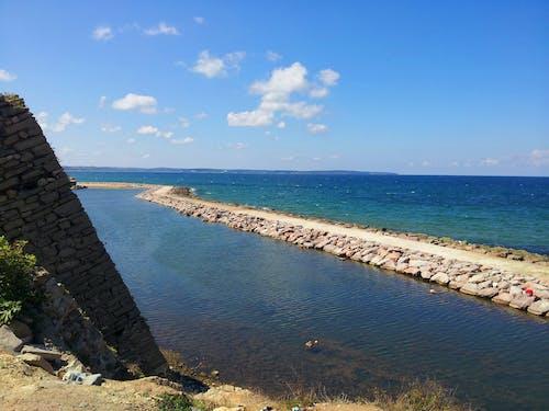 Free stock photo of blacksea, breakwater, sea