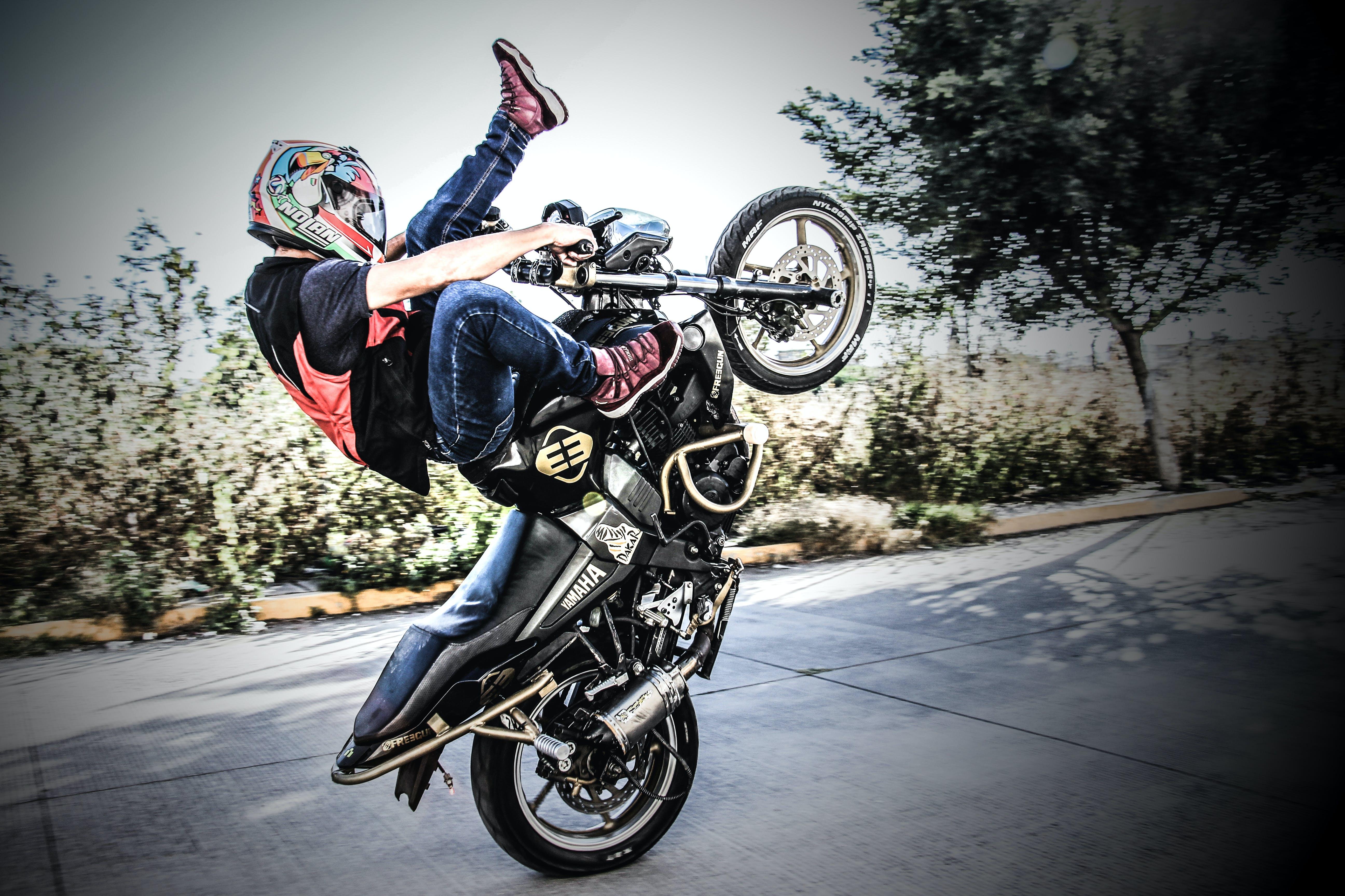 Free stock photo of stunt dreamer