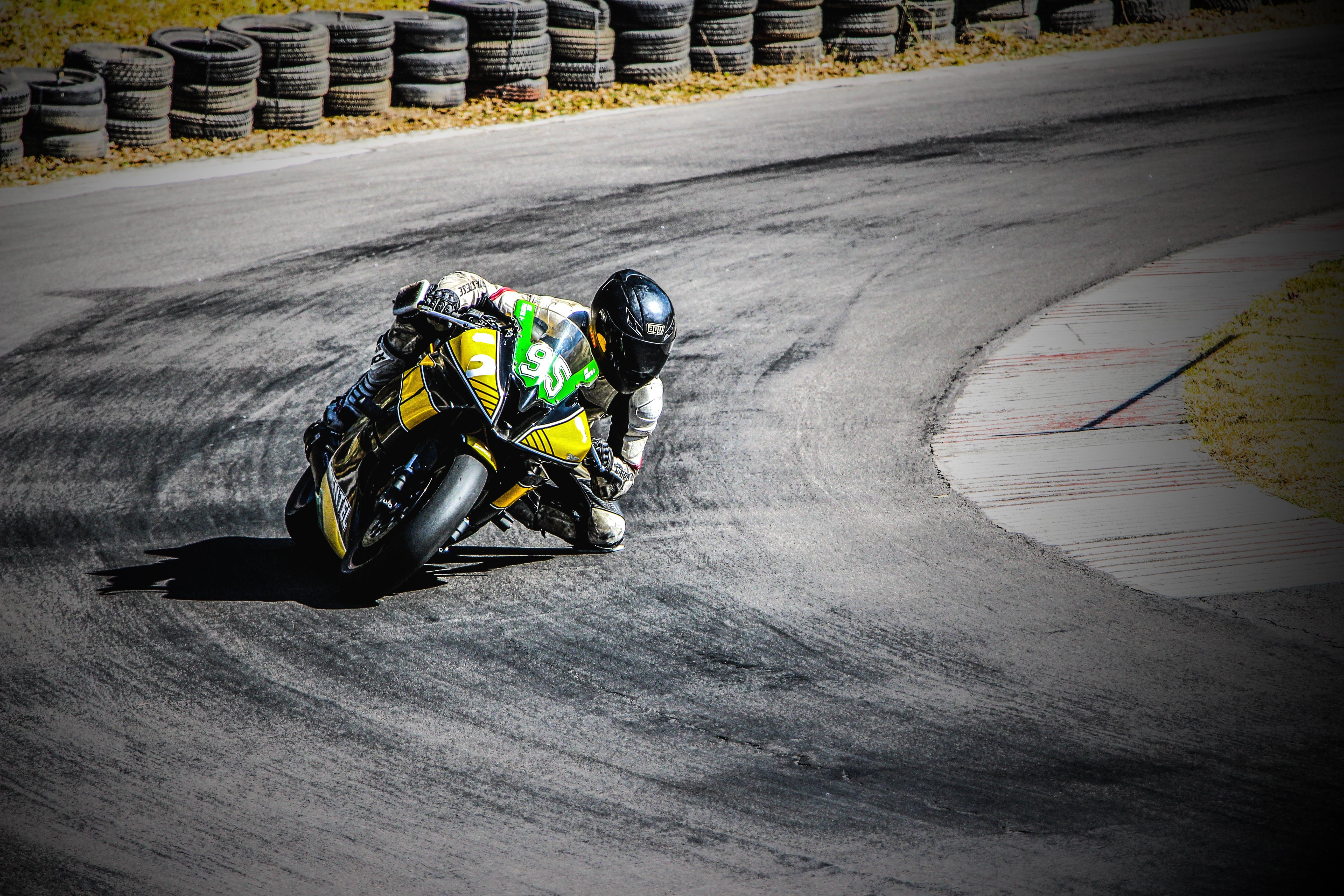 Free stock photo of #racing #motorcycle #bike