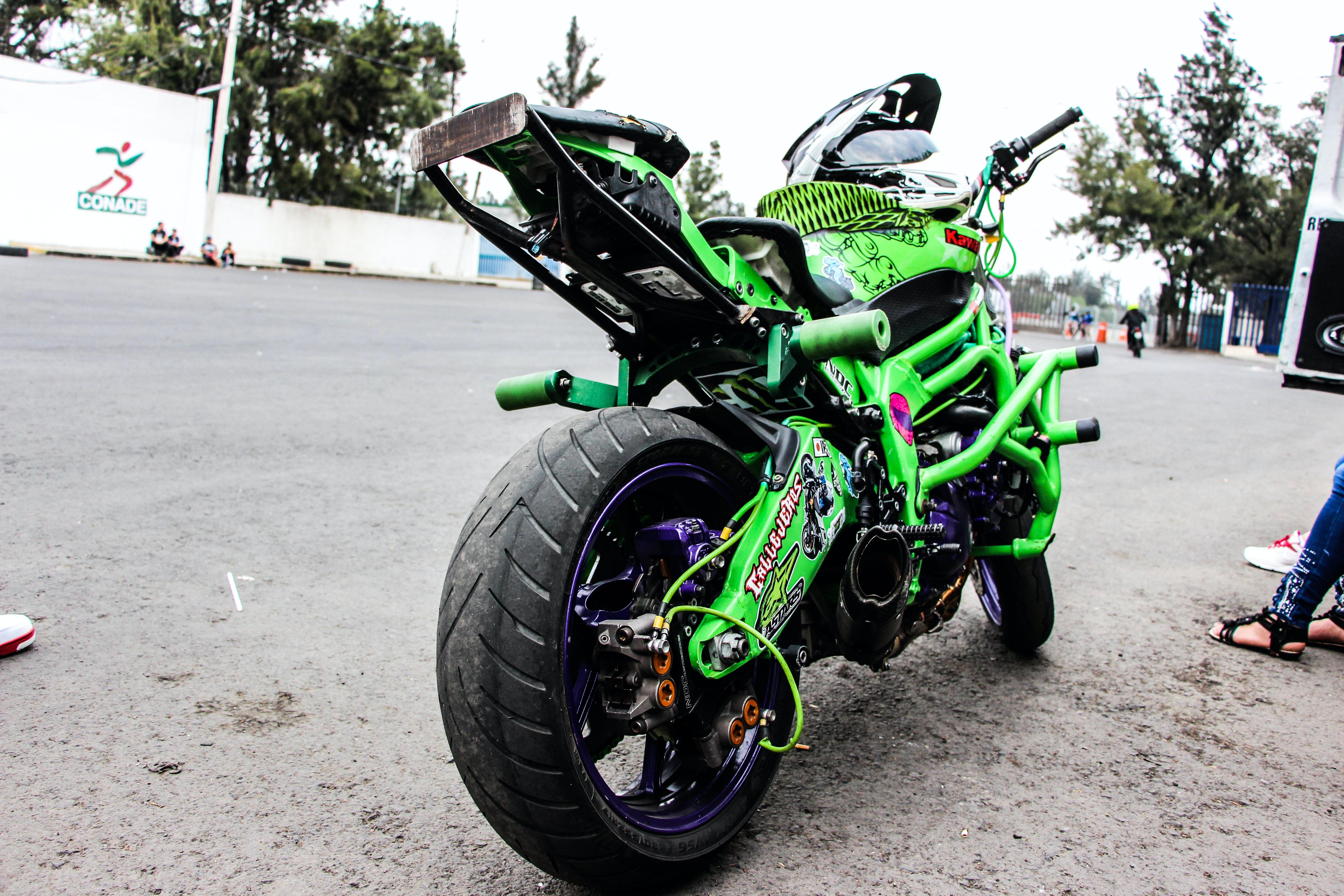 Free Stock Photo Of Joab Kawasaki Motorcycle
