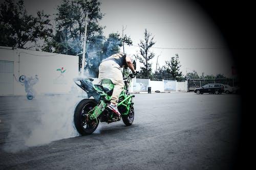 Бесплатное стоковое фото с кавасаки, мотоцикл