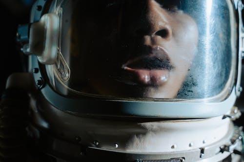 Free stock photo of adult, astronaut, auto racing
