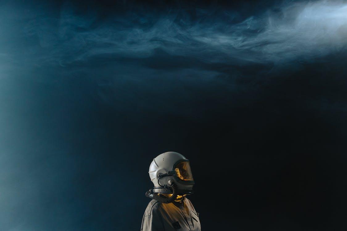 Free stock photo of astronaut, atmosphere, cosmonaut