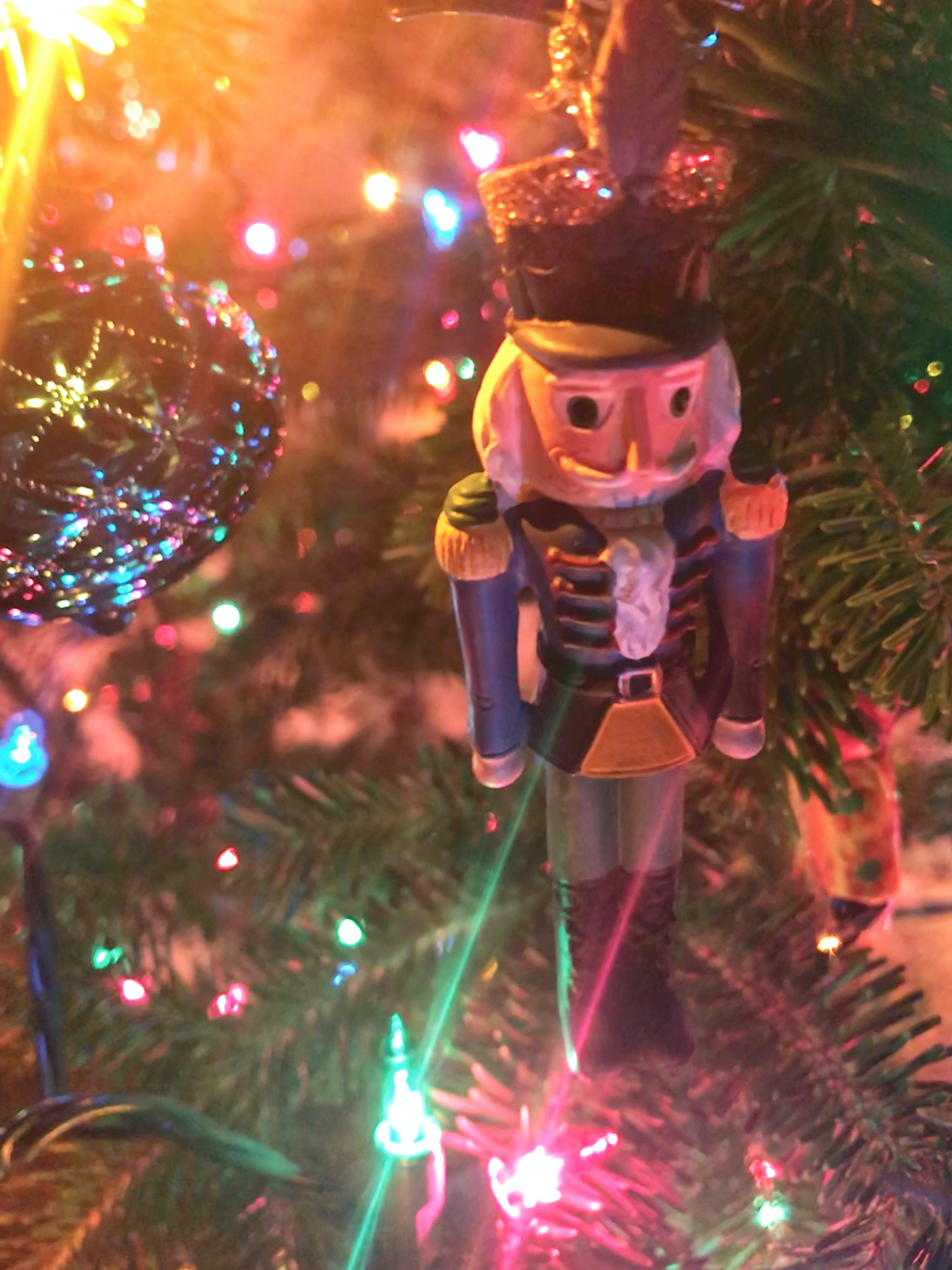 Free stock photo of christmas, christmas decoration, christmas lights, christmas ornament