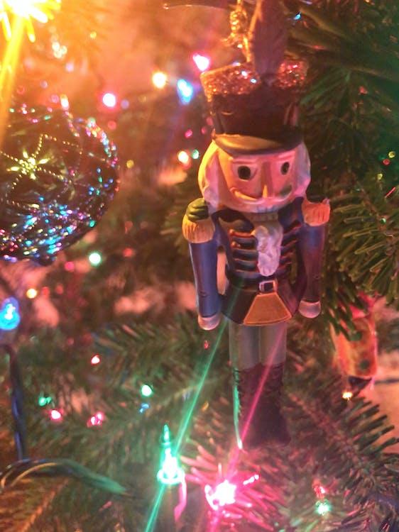 Foto stok gratis alat pemecah buah keras, dekorasi Natal, hari Natal