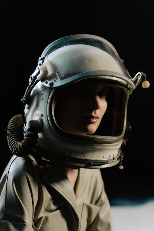 Free stock photo of armor, astronaut, beautiful