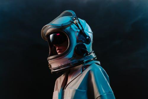 Free stock photo of adventure, astronaut, bike