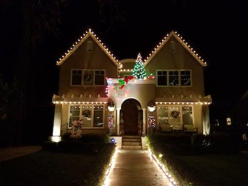 Free stock photo of Christmas in Sacramento