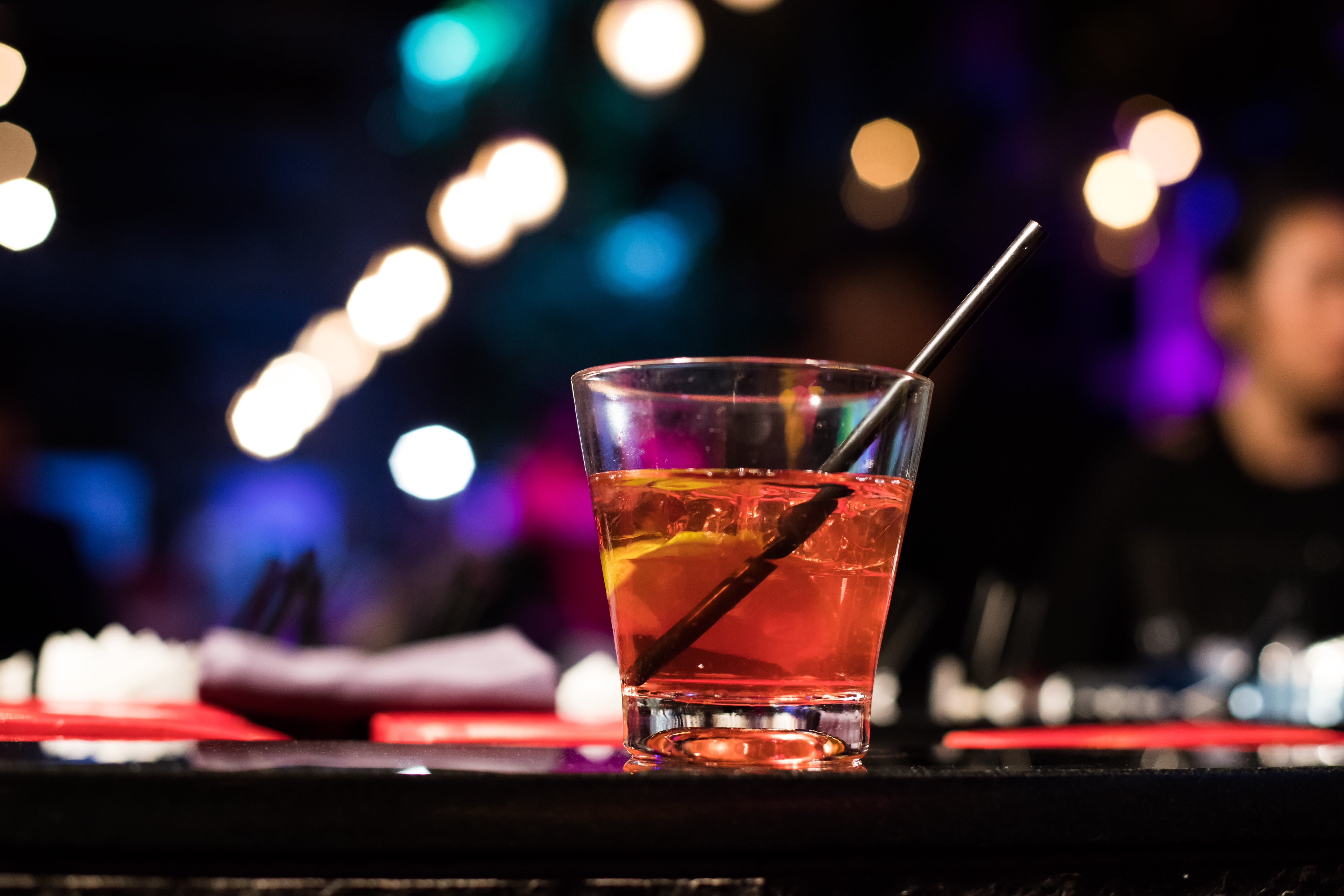 Free stock photo of alcohol, bokeh, midnight, party