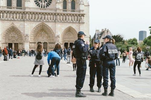 Ảnh lưu trữ miễn phí về cảnh sát, những người, paris, pháp