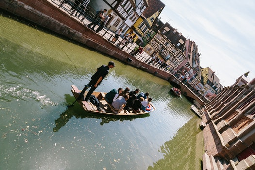 Free stock photo of people, travel, colmar