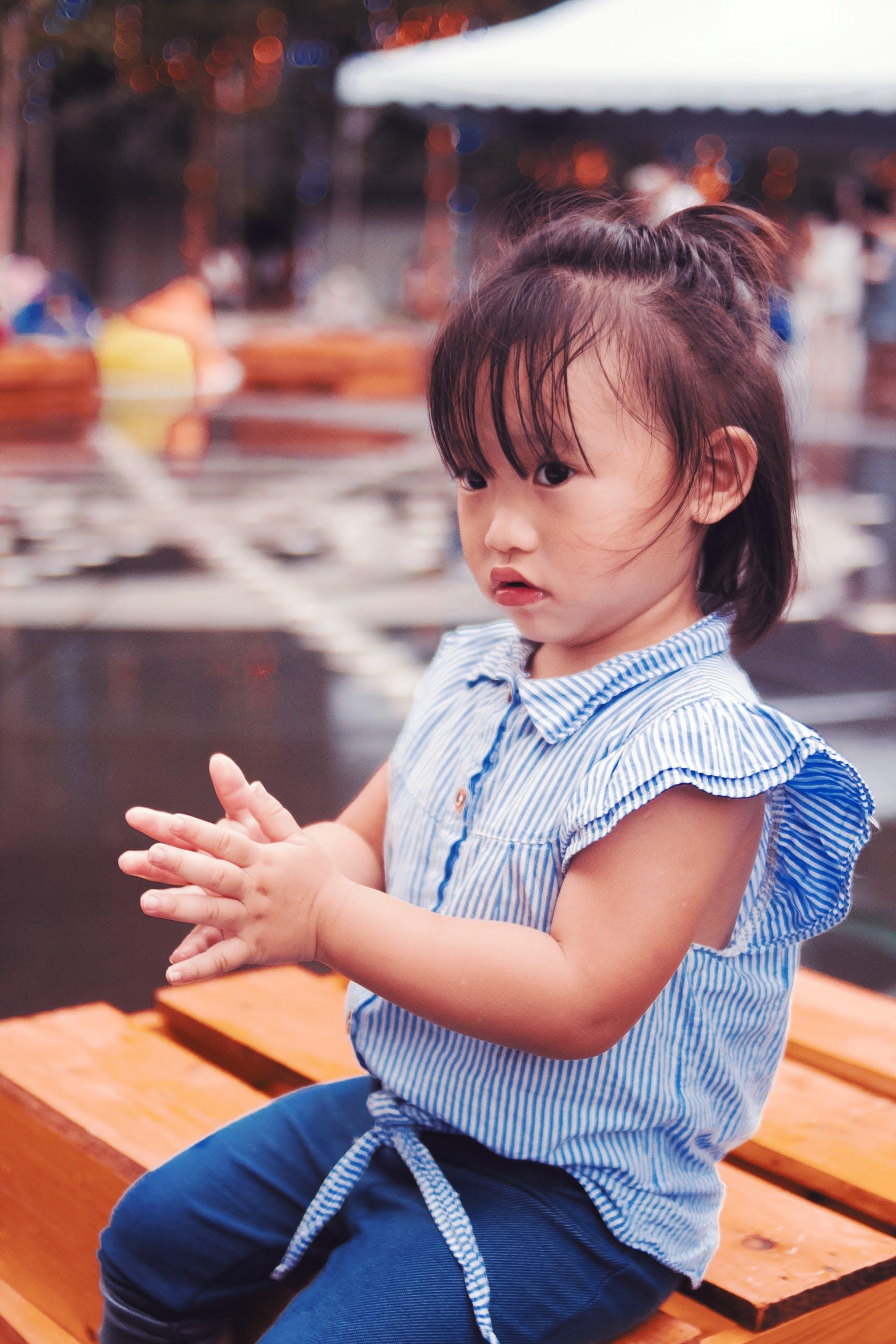 Darmowe zdjęcie z galerii z azjatycki, dzieciństwo, dziewczyna, mały