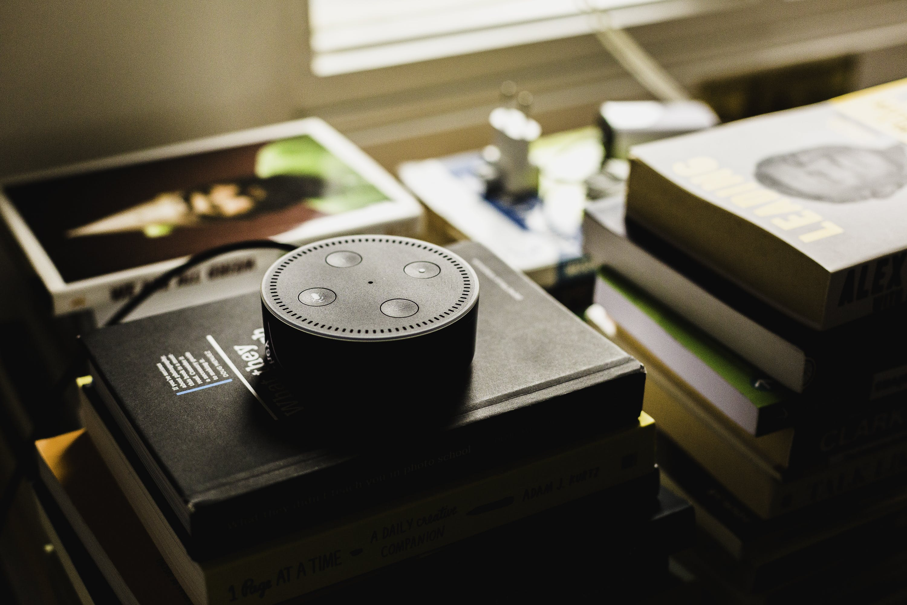 Free stock photo of amazon, echo, internet of things, siri