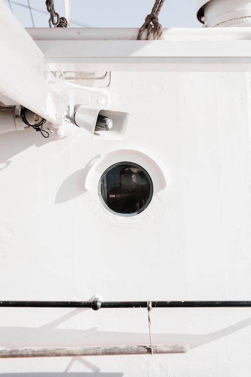 Gratis arkivbilde med båt, bull's eye-vindu, eventyr