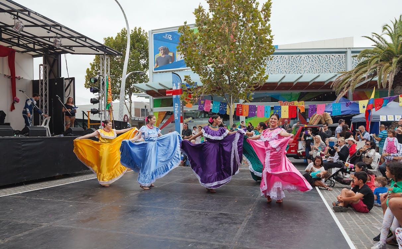 Free stock photo of dancer, dresses, festival