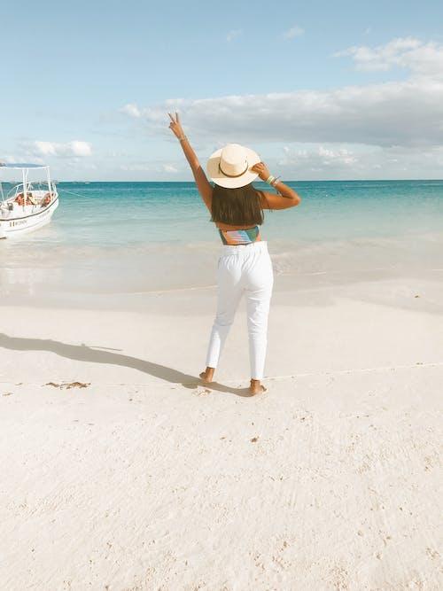Photos gratuites de amusement, bateau, bord de mer