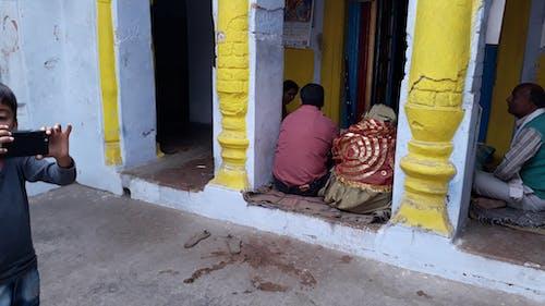 インドのプジャの無料の写真素材