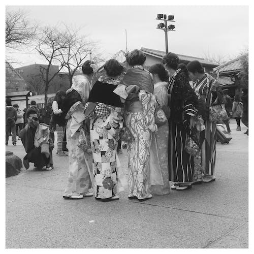 Free stock photo of japan, kimono, retro, tokyo