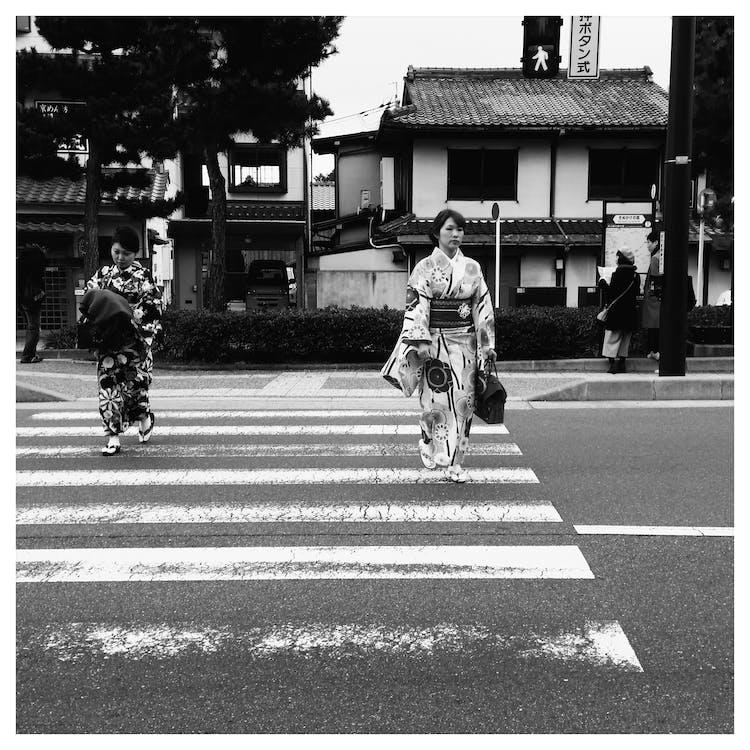Free stock photo of japan, kimono, kyoto