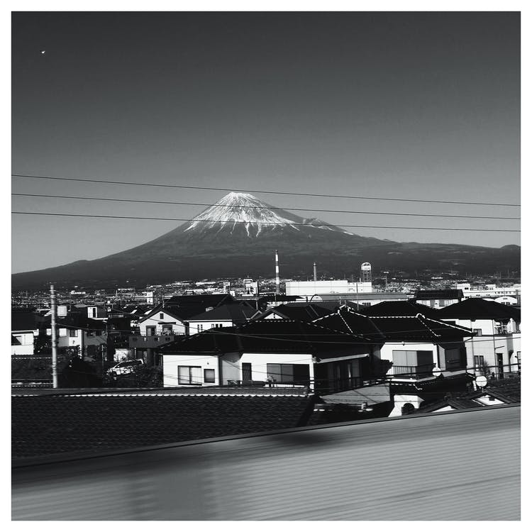 Free stock photo of fuji, japan, mount