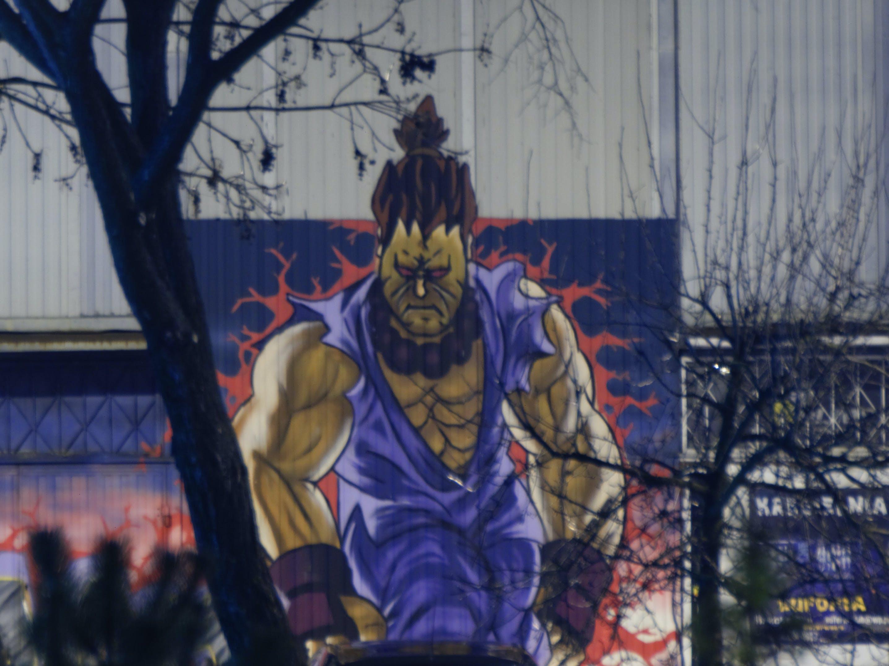 Free stock photo of theme street-art, pabianice