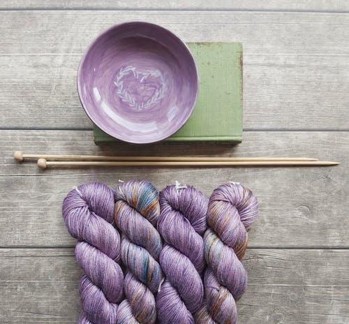 ウール, かぎ針編み, ニットの無料の写真素材