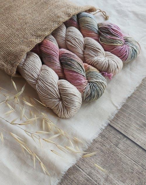 かぎ針編み, ニット, 竹の無料の写真素材