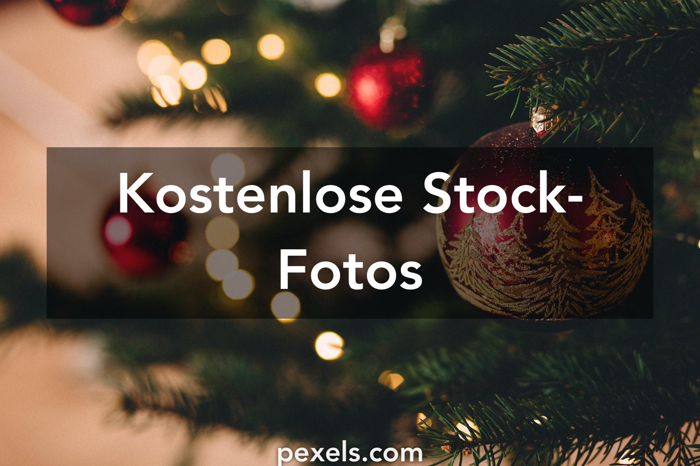 Weihnachtsbilder Pexels Kostenlose Stock Fotos