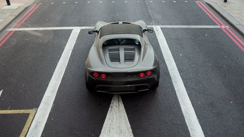 Free stock photo of car, fast, gray