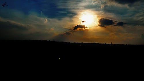 Free stock photo of إدلب, سوريا, غروب بلدة حاس