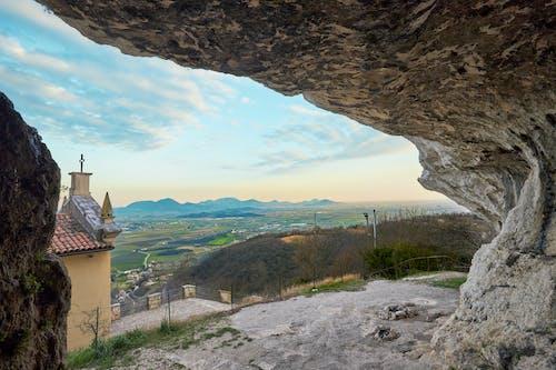 Free stock photo of colli berici, colline venete, hdr